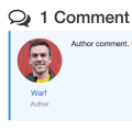 WordPress Highlight Author Comments