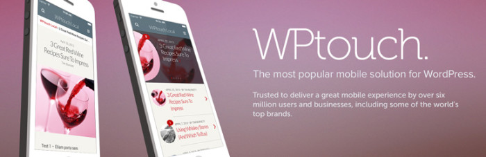 WPtouch WordPress mobile plugin