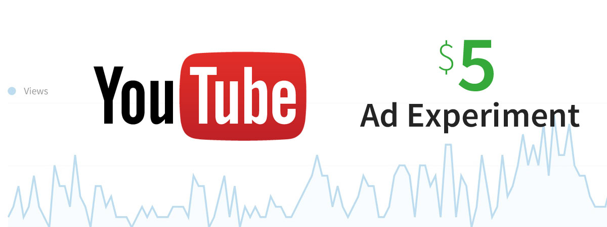 YouTube $5 Ad Experiment