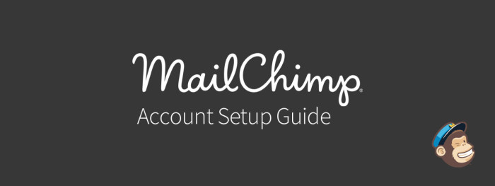 MailChimp Account Setup Guide