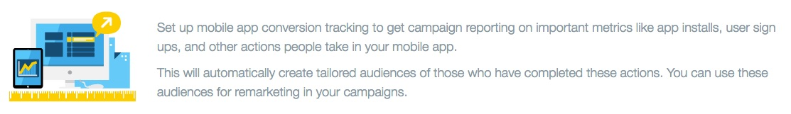 Twitter remarketing mobile app conversion
