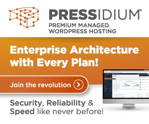 Pressidium WordPress Hosting