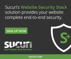 Sucuri Website Security
