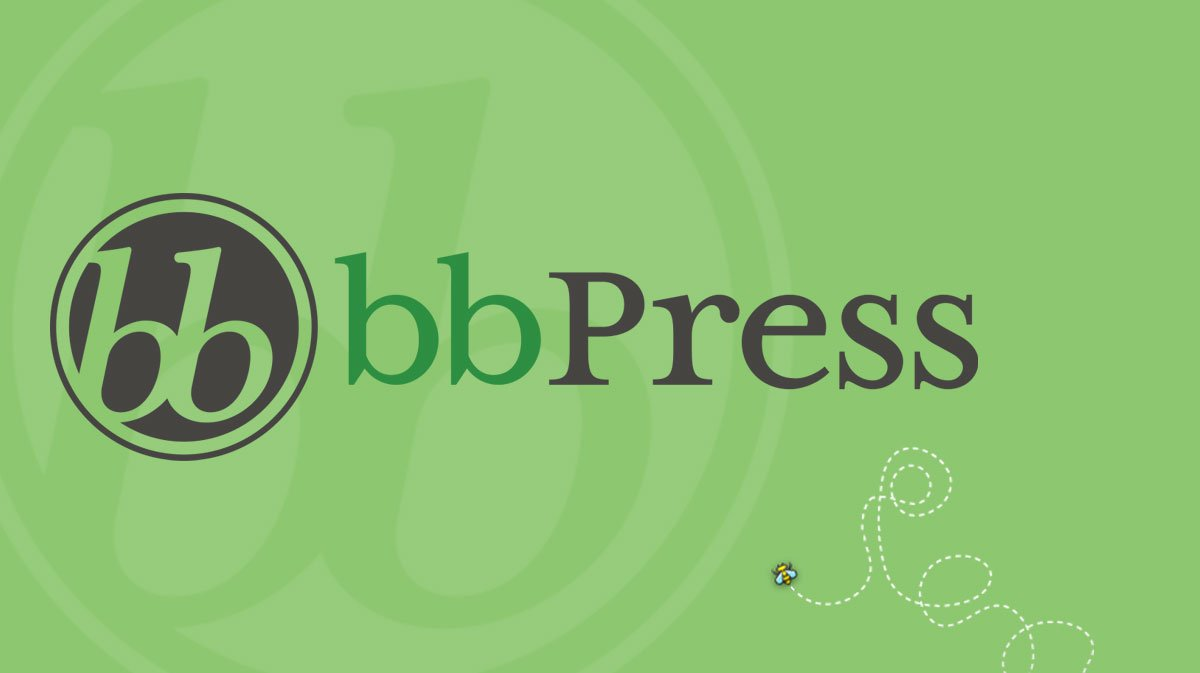 bbPress - WordPress forum plugin
