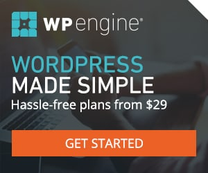 WP Engine WordPress Hosting Made Simple