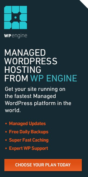 WP Engine WordPress Hosting