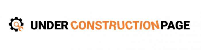 Under Construction Page Pro logo