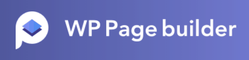 WP Page Builder logo