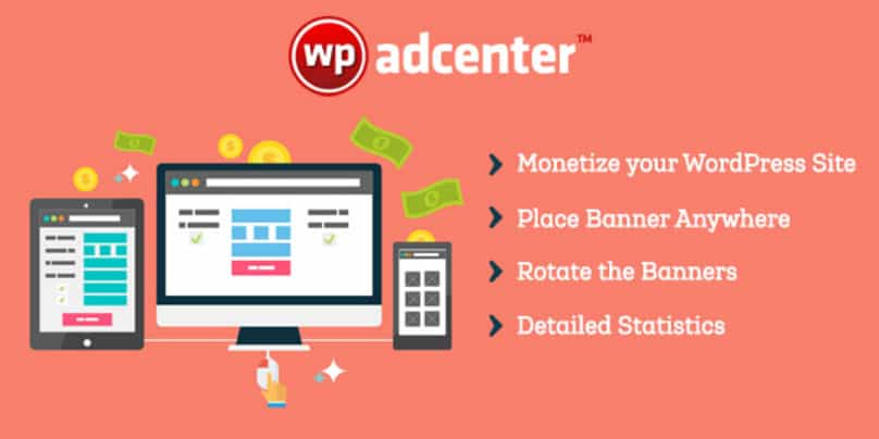 WP Ad Center WordPress Plugin