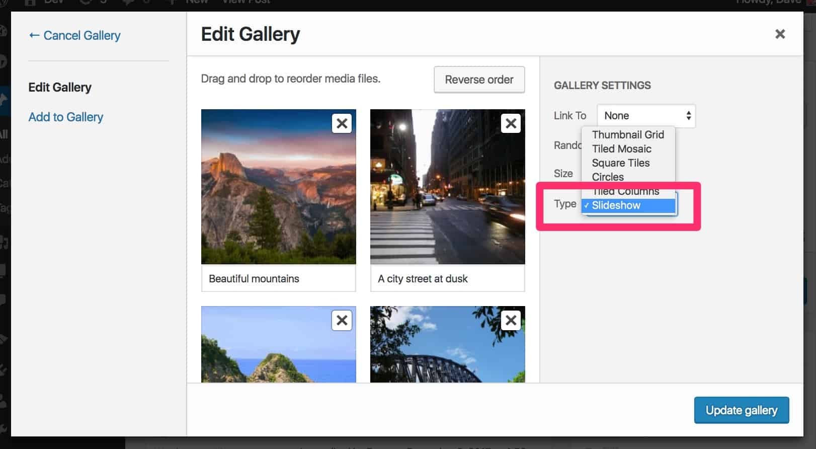 How to Customize the Jetpack Slideshow Image Gallery with CSS