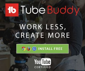 TubeBuddy Browser Extension